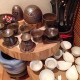 鹿児島の陶芸の先生☆